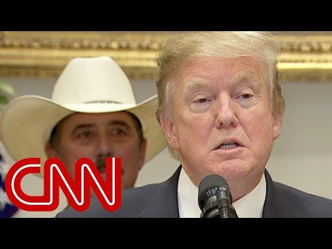 Trump calls himself