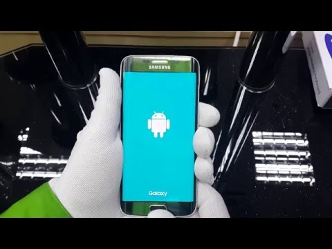 Samsung Galaxy S6 Edge 32GB G925 Hard Reset Сброс до заводских