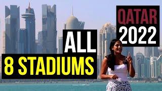 Stadium Update   QATAR 2022   FIFA World Cup