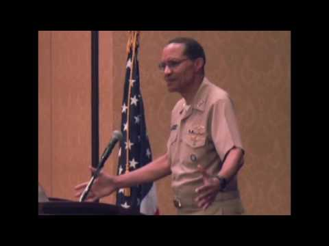 """Admiral Cecil D. Haney on """"the strategic implications of why delay would damage strategic stability"""""""