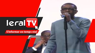 Youssou Ndour fait vibrer Macron et Macky Sall avec « Birima » et « New Africa »