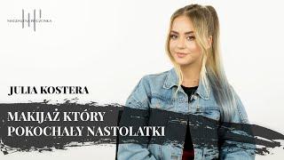 Makijaż który pokochały nastolatki x Julia Kostera | Pieczonka