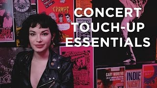 Concert Touch-Up Essentials