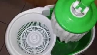 Trapeador Escurridor Huracan 360 Spin Mop -