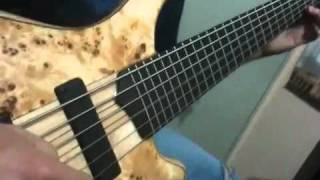 Mayones bass test