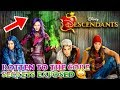 🍎 Descendants ROTTEN TO THE CORE Top 10 Secrets Exposed! 🤐 Disney Channel Songs Behind The Scenes 🎵