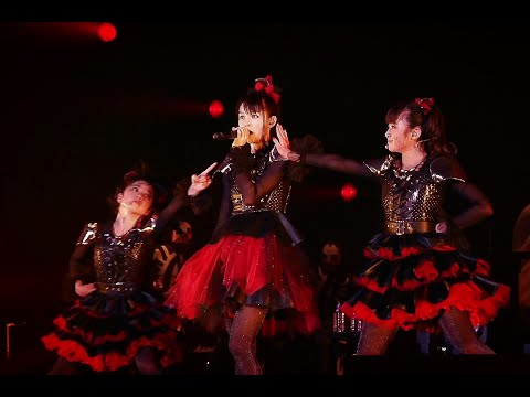 BABYMETAL-Catch me if you can-Live HD