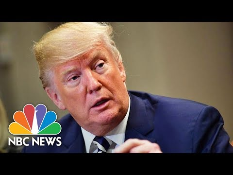 Watch Live: President Donald Trump Participates In Iowa Roundtable   NBC News