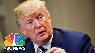 Watch Live: President Donald Trump Participates In Iowa Roundtable | NBC News