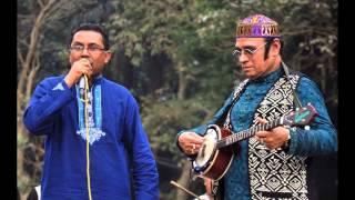 Oki potidhon pran bachena joubon jalay mori...folk song by Solaiman