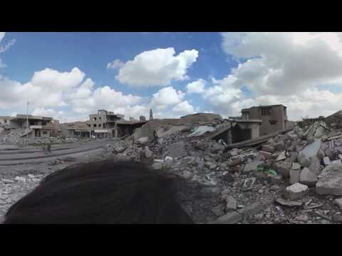 Iraq 360°: Qaraqosh turned into ghost town after military ops against ISIS