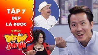 Biệt đội siêu hài | Tập 7 - Tiểu phẩm: Lê Giang, Hoàng Sơn
