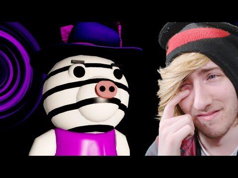 PIGGY ZIZZY CHAPTER ENDING.. (KreekCraft Reacts) | HUGE SPOILERS!!
