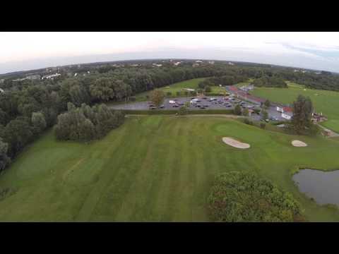 Golf & More GmbH & Co.KG Duisburg Golfplatz Überflug