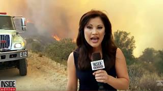 WONDERING WHY THE CALIFORNIA FIRES HAVE NOT BEEN EXTINGUISHED AND CONTINUE TO BURN