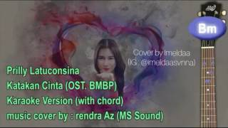 Katakan Cinta - Prilly Latuconsina (OST. BMBP) Cover by me! :)
