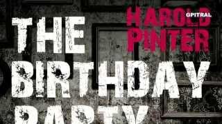 Πάρτι Γενεθλίων 1 The Birthday Party Harold Pinter