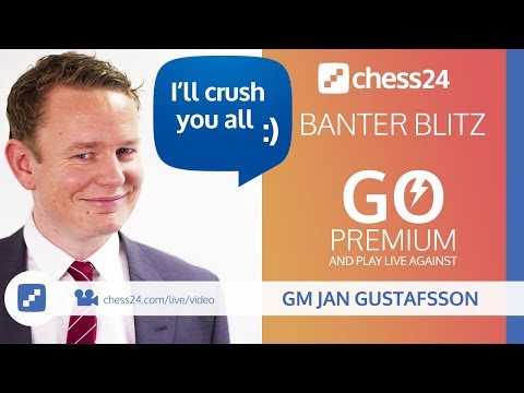 Banter Blitz with Jan Gustafsson (135)
