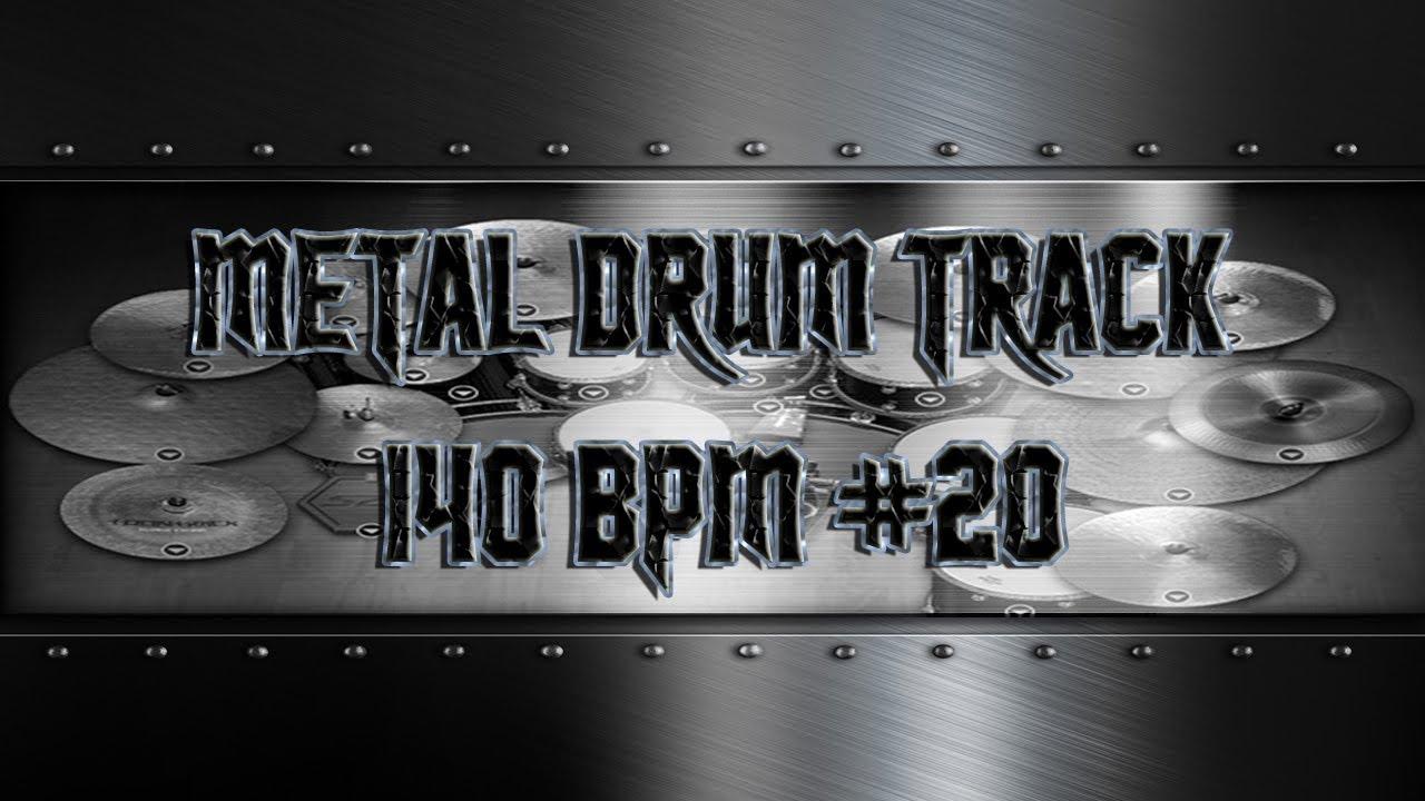 epic heavy metal drum track 140 bpm preset 3 0 hq hd youtube. Black Bedroom Furniture Sets. Home Design Ideas