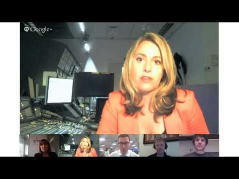 Data Baby hangout: are we at the tipping point online?