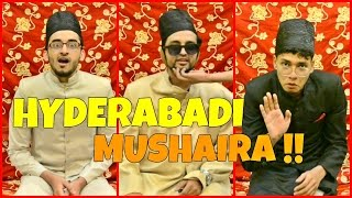 Funny Hyderabadi Mushaira l Shayari l The Baigan Vines