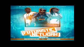 Ace Hood - Bugatti Ft. Future & Rick Ross - Futuristic NetWork 24 DJ Tag Official Mixtape