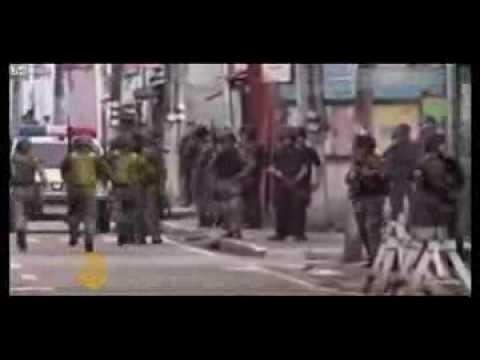 Terror in Philippines
