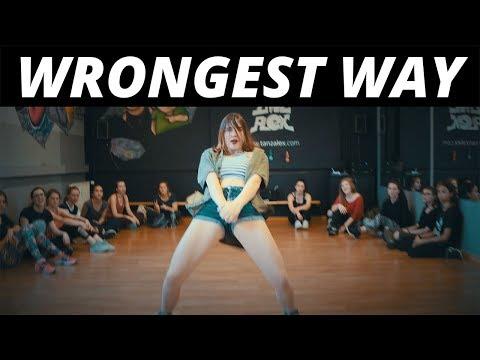 WRONGEST WAY | Hip Hop Beginner Class (Teens) | Choreo Kim @TanzAlex