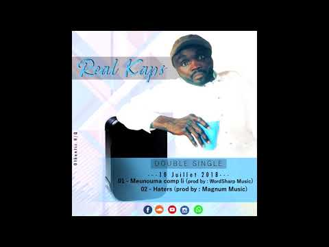 Real Kap's -  Haters (prod by Magnum Music)