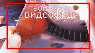 ЧТО БУДЕТ ЕСЛИ ВИНТ ПОПАДЁТ В ТУРБИНУ?! || Видеофид