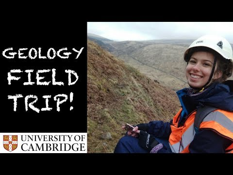 GEOLOGY FIELD TRIP WITH CAMBRIDGE UNI: ISLE OF ARRAN!