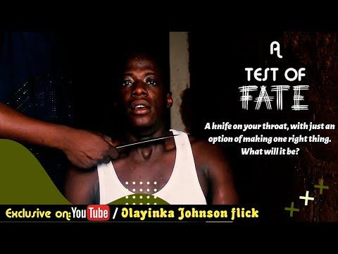 A TEST OF FATE - (Short Motivational video #motivational video) #shorts #motivational #savage
