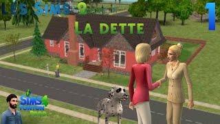 Les Sims  : Histoire D'Animaux - ep01 : La dette