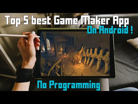 Top 5 Best Game Maker App For Android