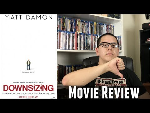 Download Downsizing - Movie Review