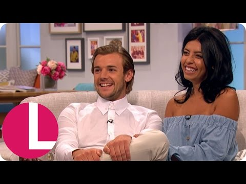 Love Island's Nathan And Cara Reveal Future Plans In First TV Interview | Lorraine