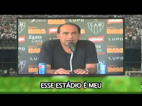98 Futebol Clube - Paródia Esse estádio é meu