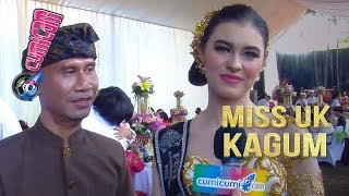Hadir di Pernikahan Putra Ajik Krisna, Miss Internasional UK Ngaku Kagum - Cumicam 16 Februari 2019