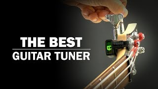 The Best Guitar Tuner | D'addario NS Micro Tuner Review