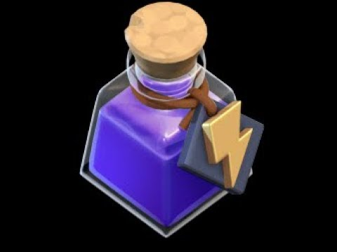clash of clans potions