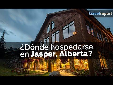 ¿Dónde hospedarse en Jasper, Alberta?