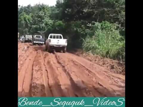 Kondi jalan Tulung Selatan Kabupaten OKI Sumatera Selatan