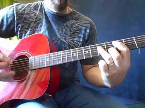 Advanced Acoustic Guitar lick