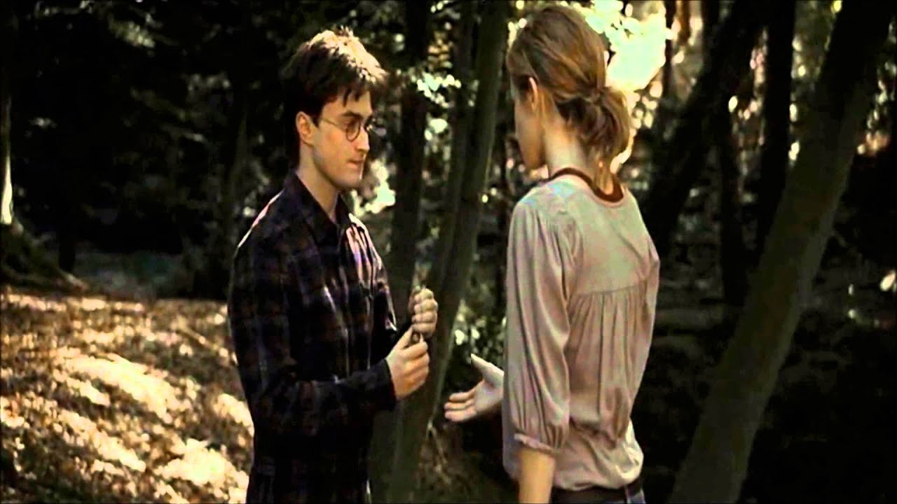 harry potter and hermione granger dating fanfiction Read dumbledore and weasley bashing from the story recommended harry potter fanfiction by flyinghigh (stacey) harry and hermione harry and ginny.