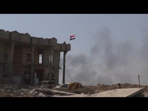 Iraqi forces' strategy to retake Mosul from ISIS