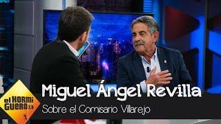 Miguel Ángel Revilla, sobre las grabaciones del comisario Villarejo - El Hormiguero 3.0