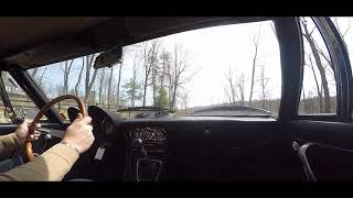 1971 Alfa Romeo Spider Test Drive!