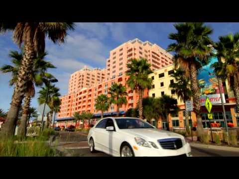 Overview At Hyatt Regency Clearwater Beach Resort & Spa