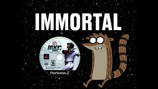 Why MVP Baseball 2005 is immortal.