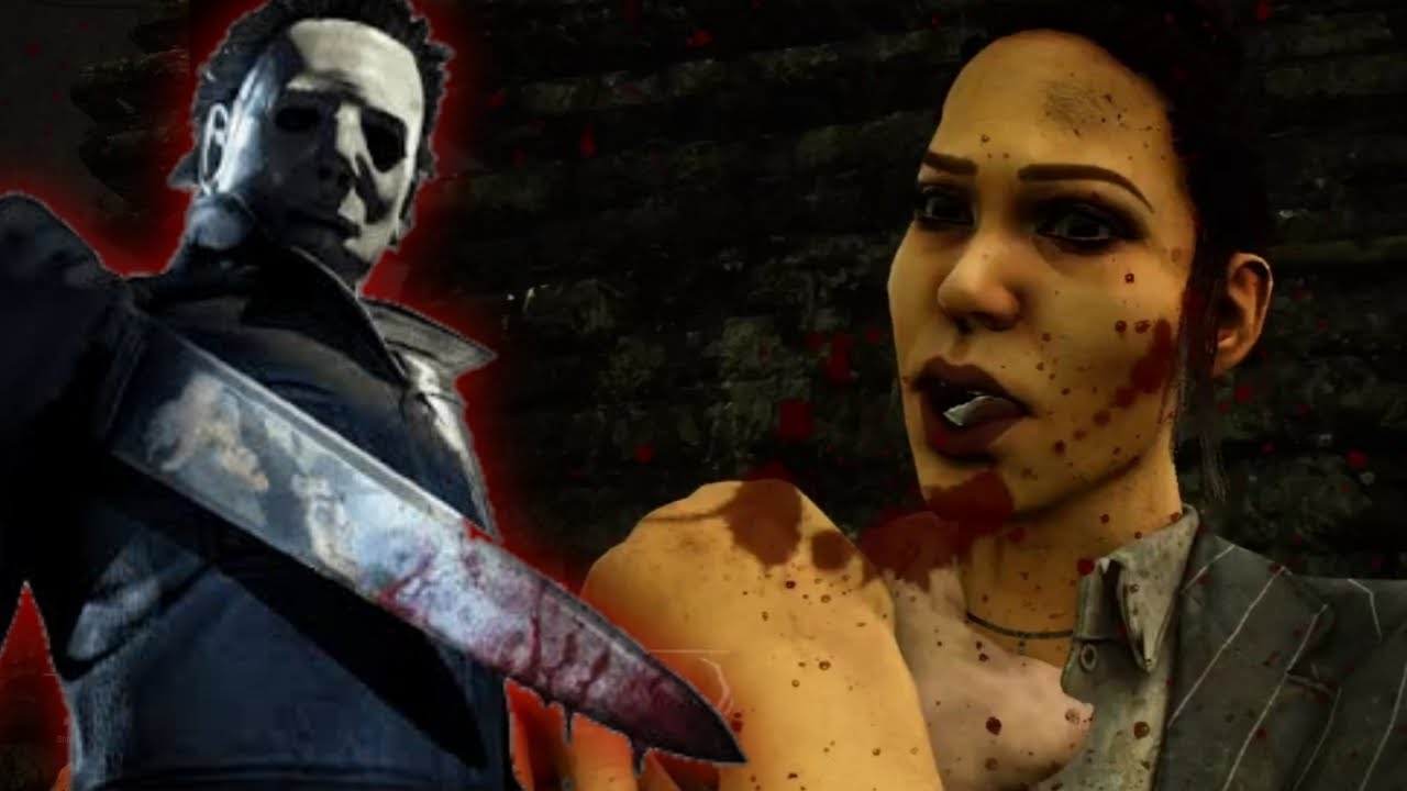 Fatiando geral com o Michael Myers - Dead By Daylight